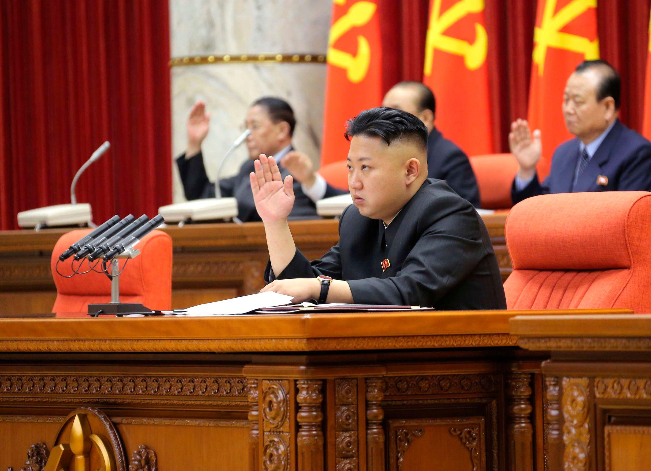 """Corée du Nord : le pays qualifie de """"scélérates"""" les nouvelles sanctions de l'ONU"""