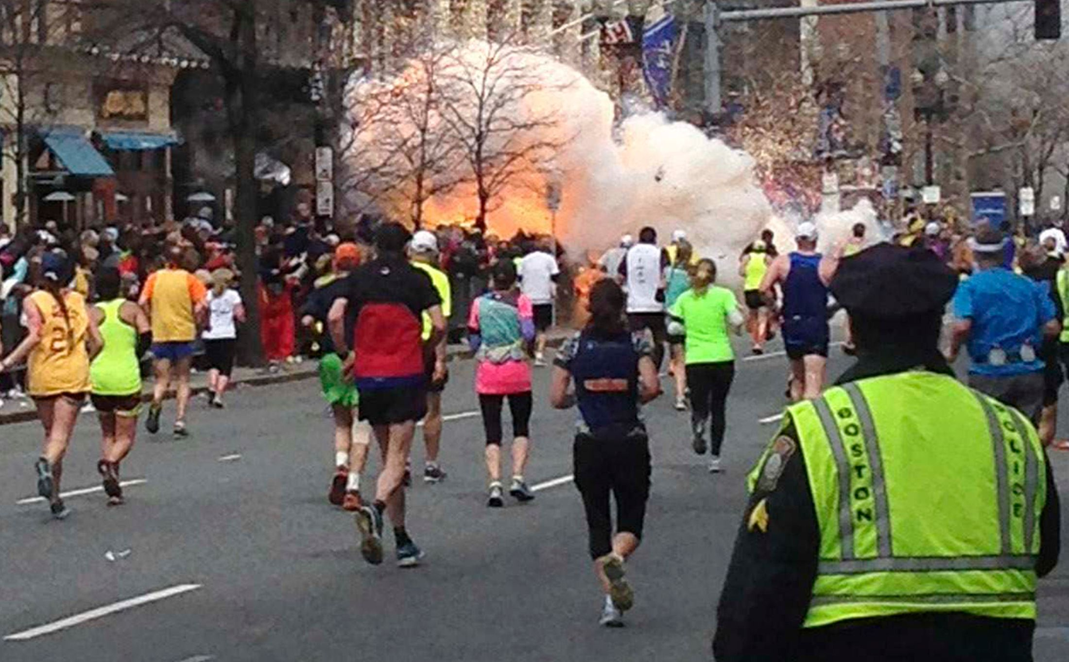 Les attentats avaient tué 3 personnes en 2013