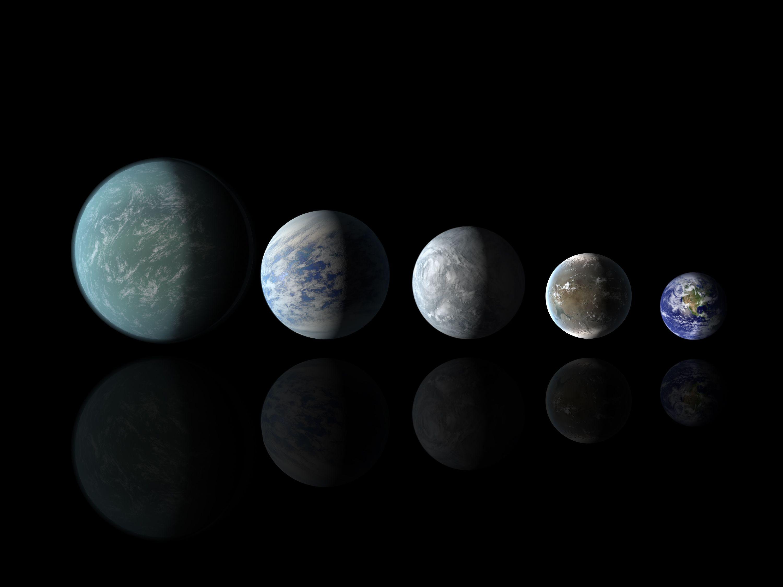 """La Nasa annonce la découverte de 715 nouvelles exoplanètes, certaines """"potentiellement habitables"""""""