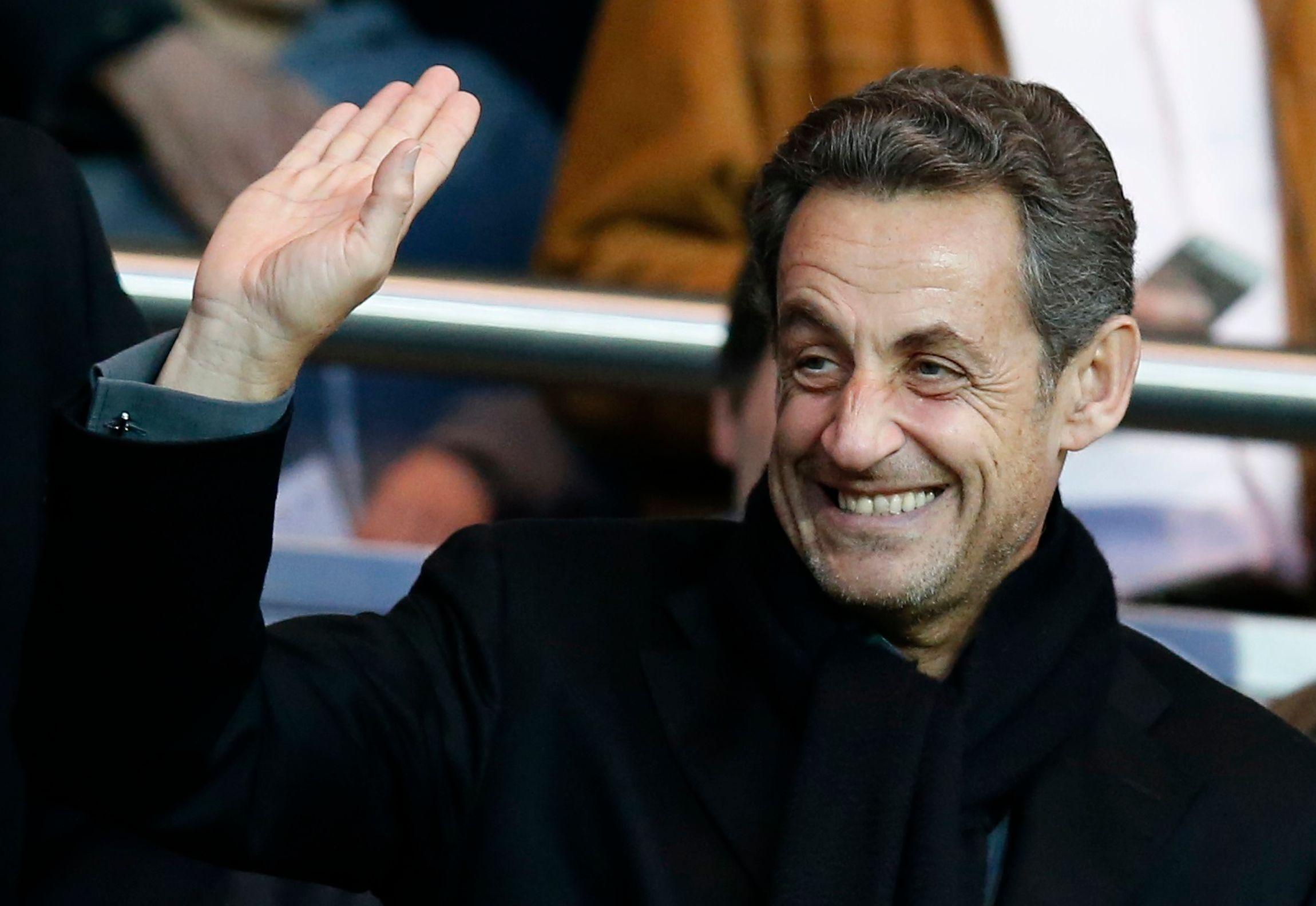 Nicolas Sarkozy est de retour... du moins sur Instagram