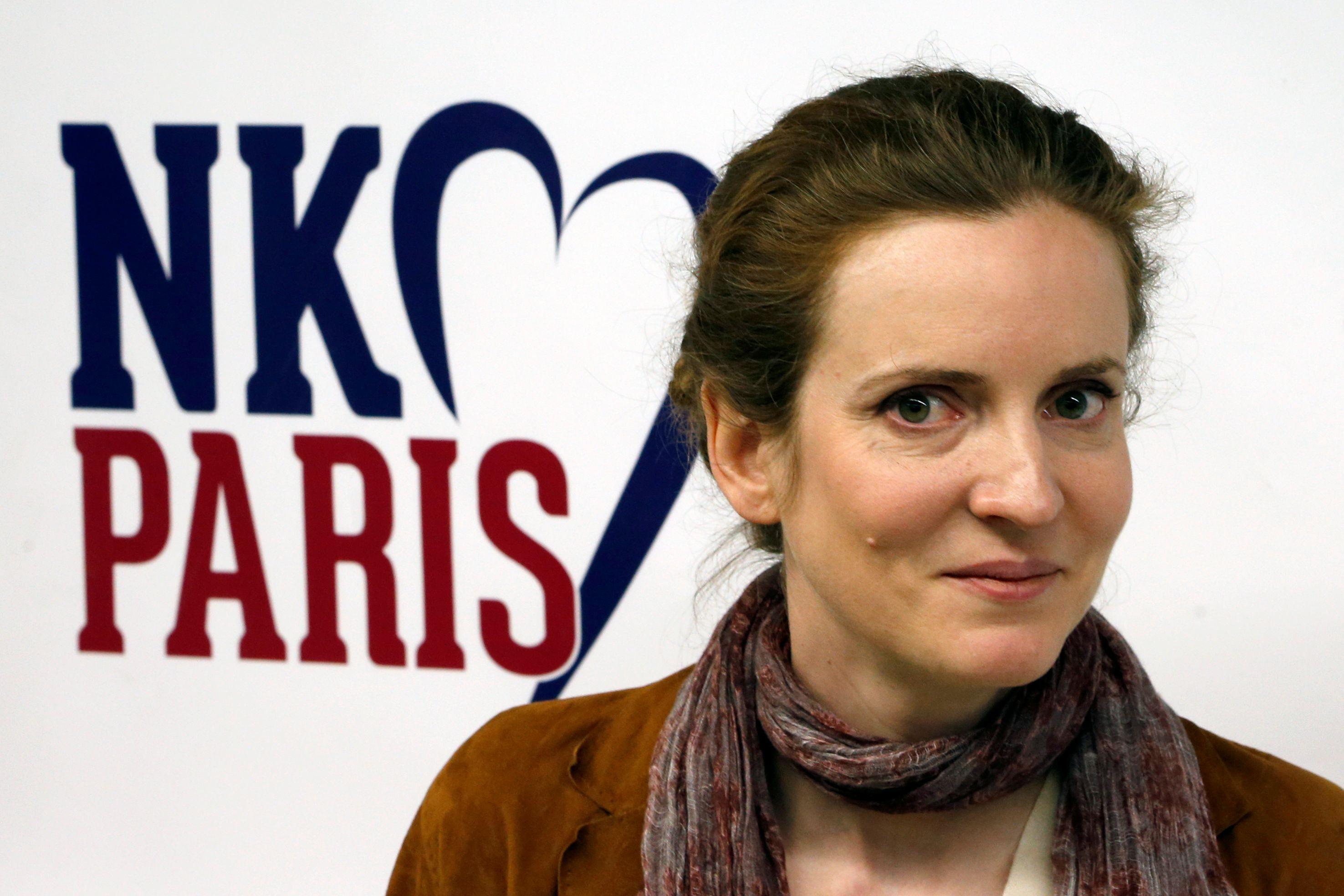 Nathalie Kosciusko-Morizet suspend sa campagne