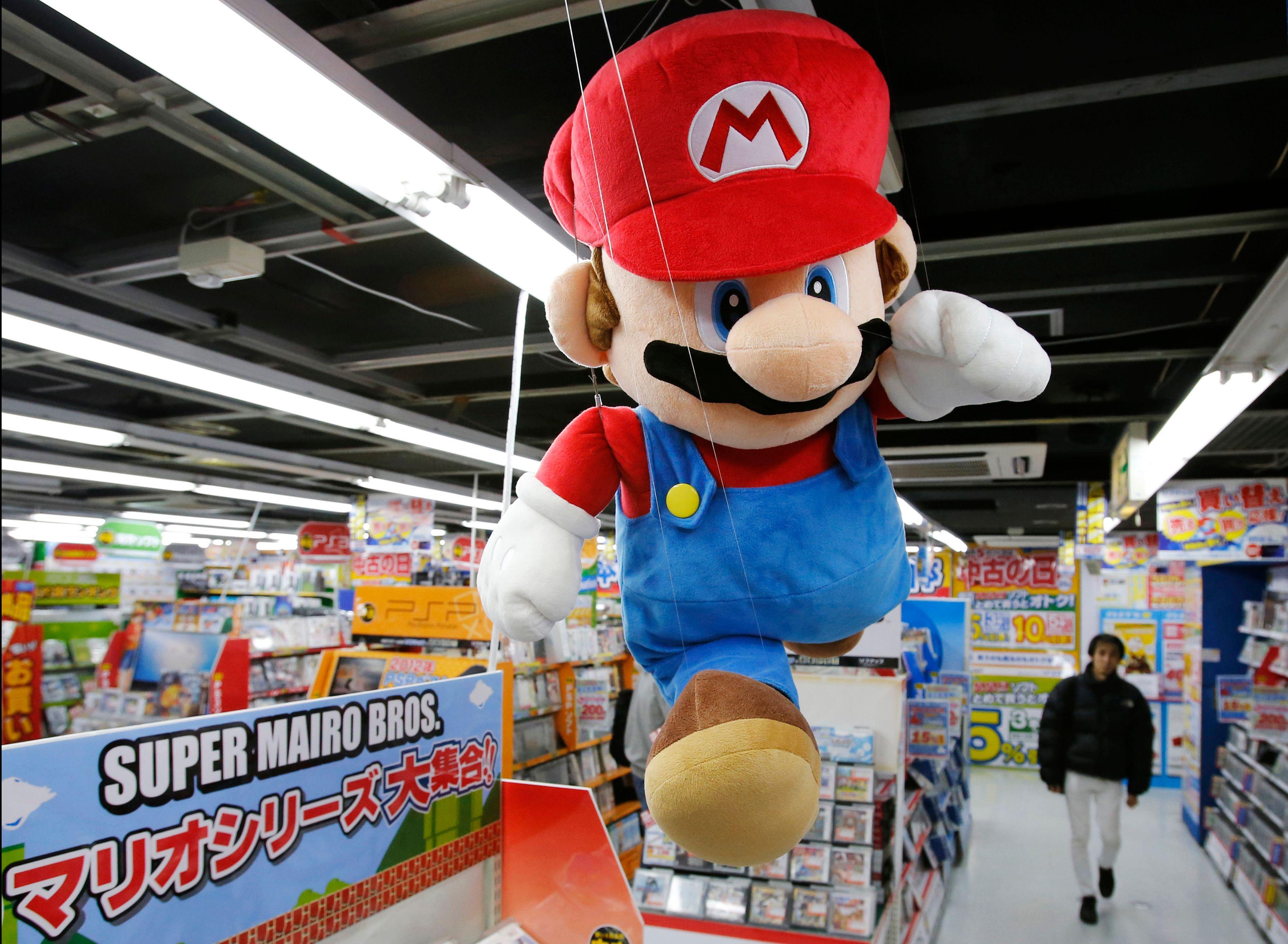 """Un prochain opus du jeu """"The Legend of Zelda"""", est également à prévoir."""