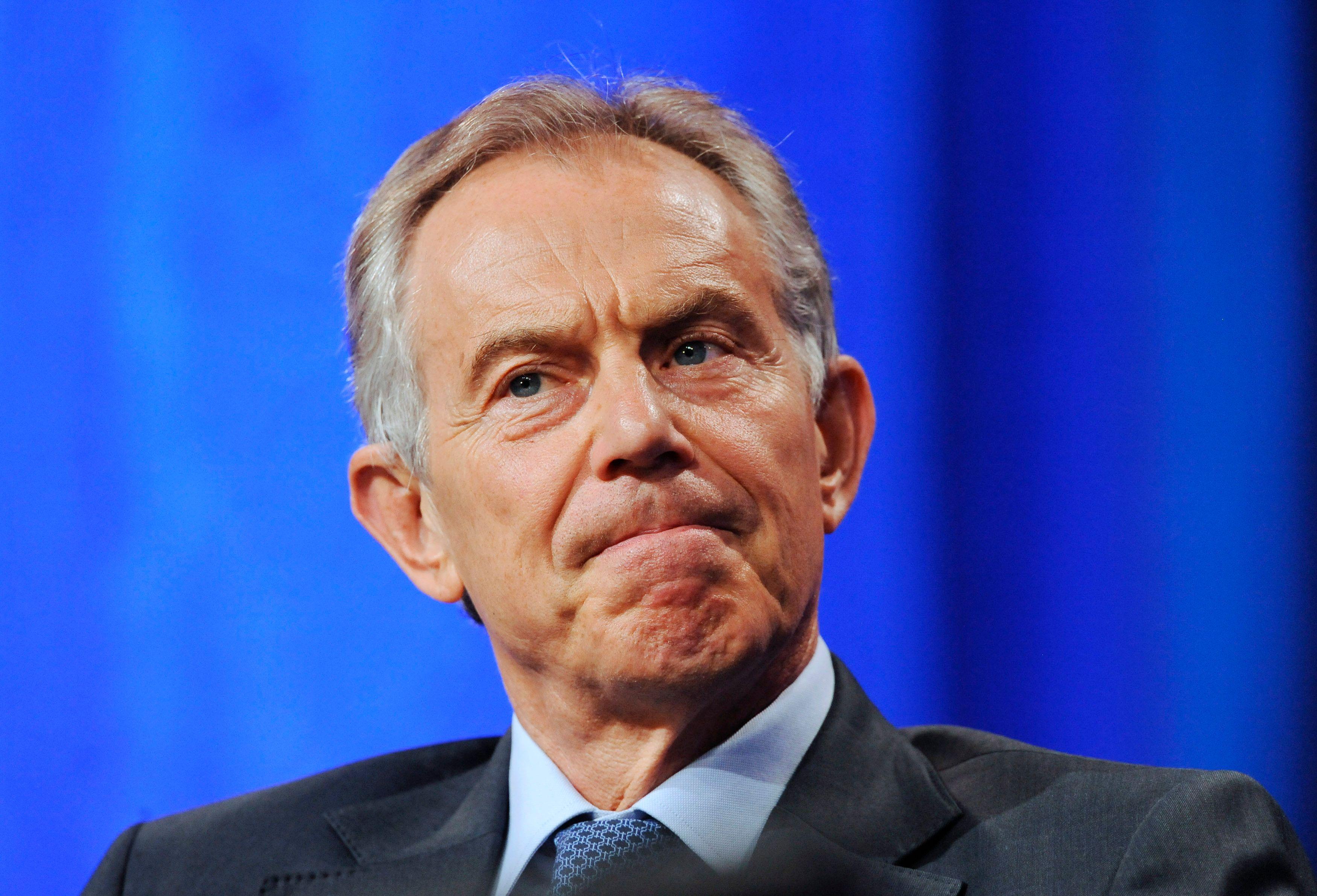 """Royaume-Uni : Tony Blair envisage de revenir en politique pour éviter un """"Brexit dur"""""""