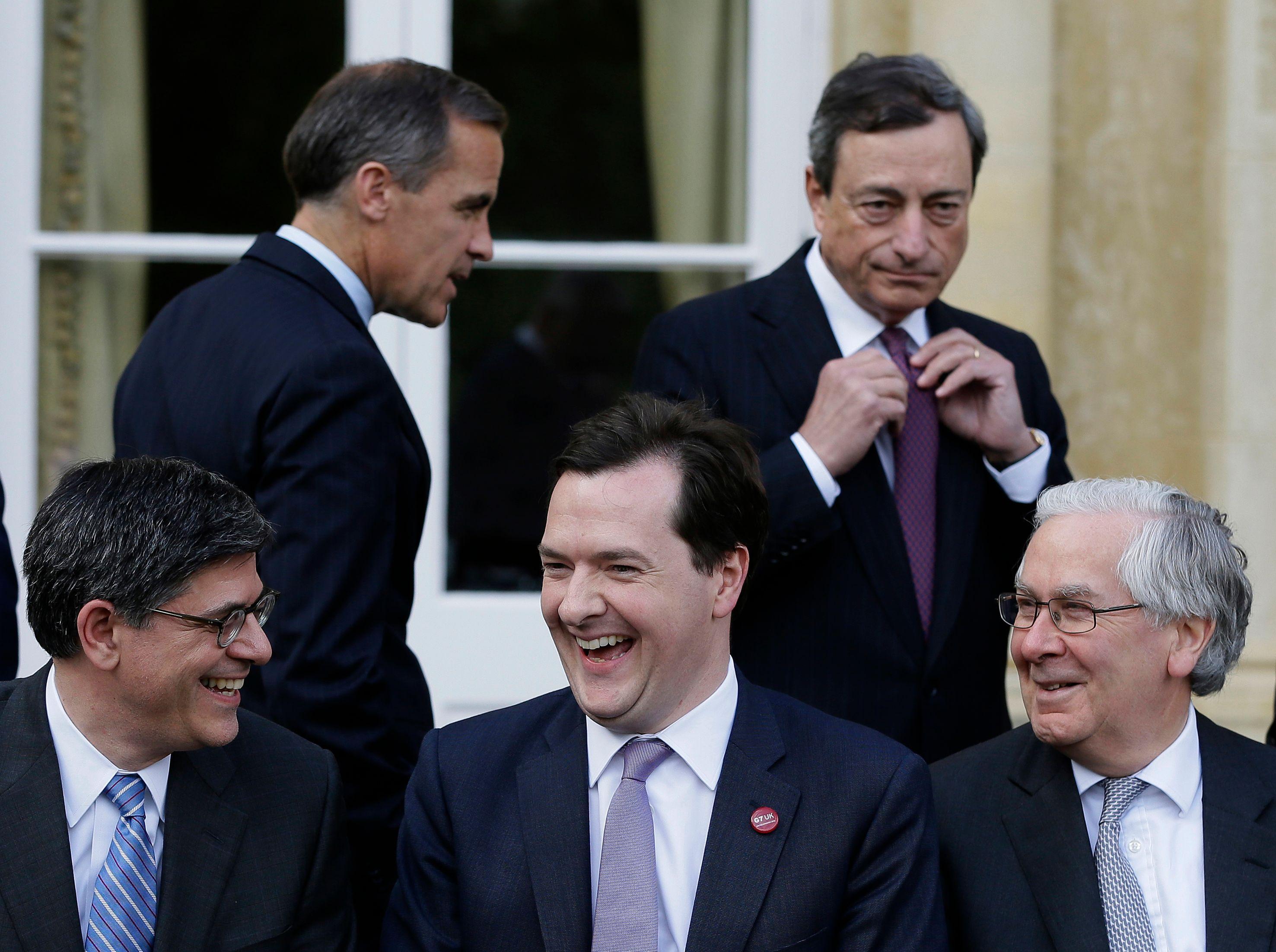 Le G7 Finances devrait s'achever dans la journée