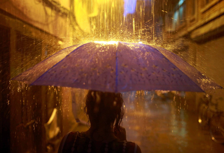 Les précipitations ont été nombreuses dans le sud est de la France