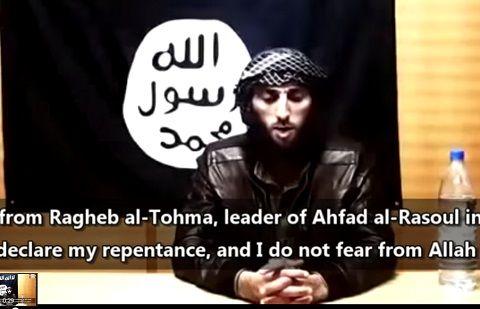 Saddam al-Jamal, ancien leader de la FSA, rejoint l'Etat islamique.