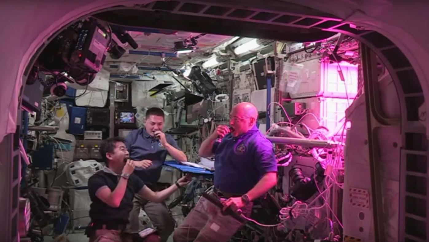Potager des étoiles : quand des astronautes goûtent la première salade cultivée dans l'espace