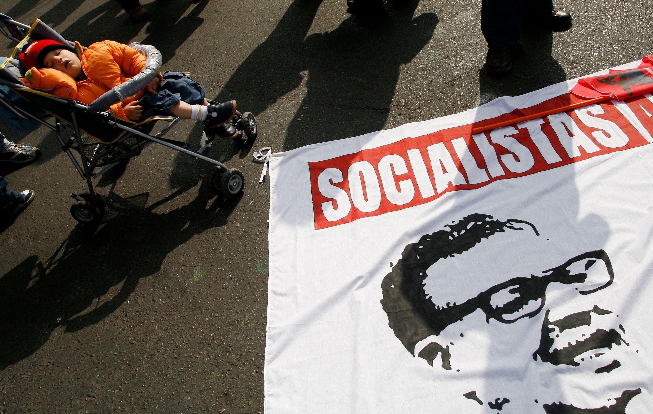 Et si François Hollande, faute d'admettre qu'il a échoué, était en train de se prendre pour Allende ?