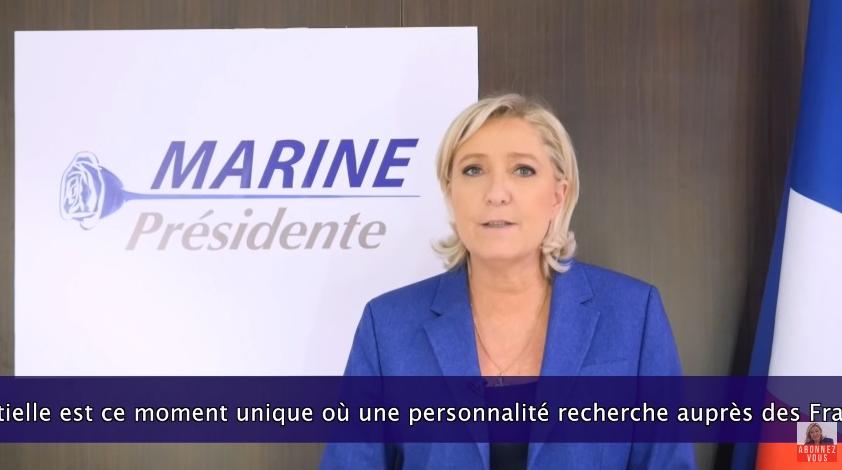 2017 : Marine Le Pen va emprunter 6 millions d'euros à Jean-Marie Le Pen