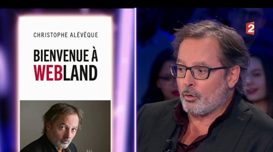 ONPC : échange tendu entre Christophe Alévêque et Yann Moix