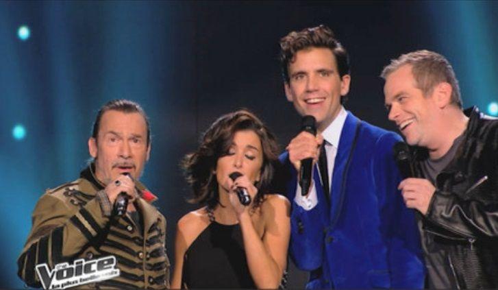 Mika quitterait ses amis du jury de The Voice l'an prochain
