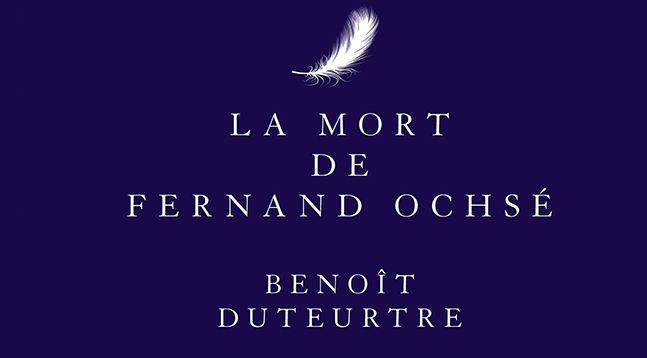 """""""La mort de Fernand Ochsé"""" : évocation passionnante d'un monde musical presque oublié"""