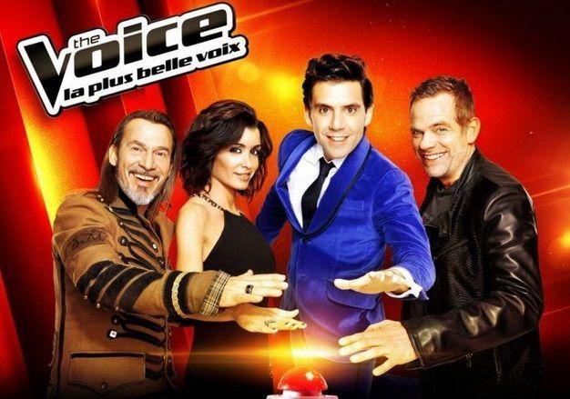 The Voice 3 : Amir, Kendji, Maximilien et Wesley sont en finale