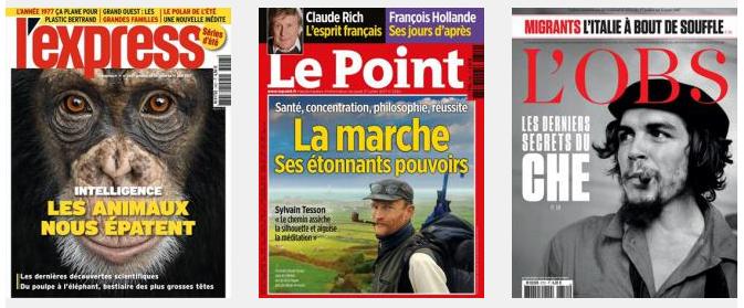 Hollande, les secrets de sa vie d'après ; Les frondeurs d'en Marche donnent de la voix ; Valeurs Actuelles veut sauver nos villages ; Que faire des petits Européens de Daech ?