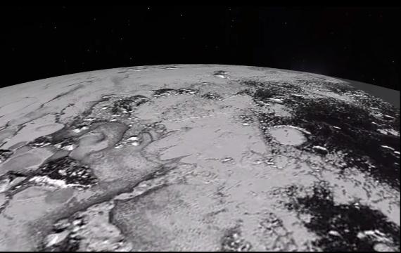 La NASA dévoile de nouvelles images incroyables de Pluton