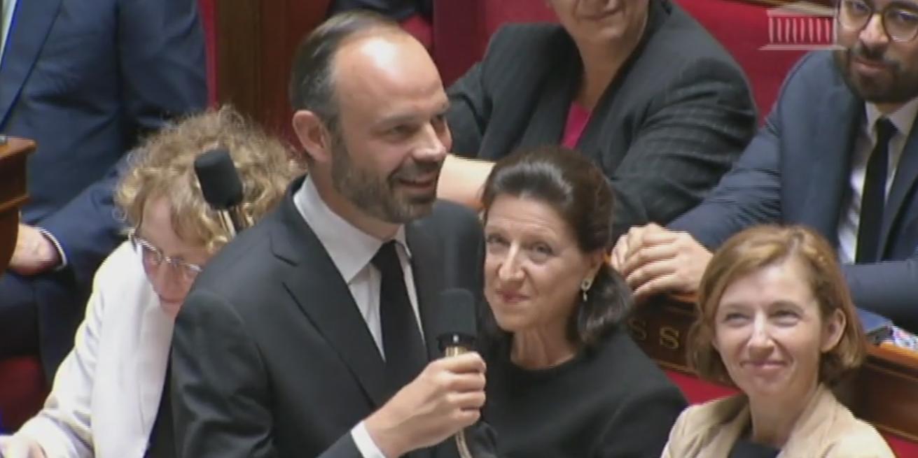 Edouard Philippe raconte comment il a été nommé Premier ministre