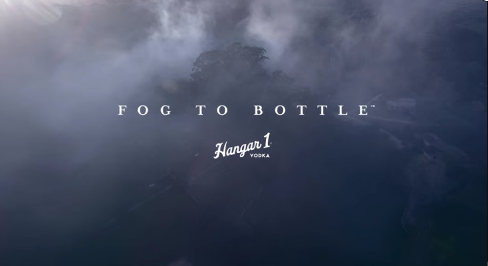 De la Vodka aromatisée… au brouillard de San Francisco