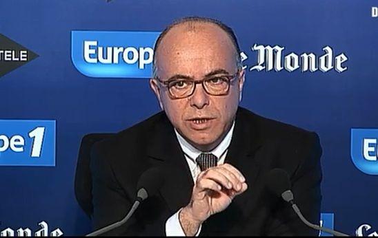 Le ministre du Budget, Bernard Cazeneuve