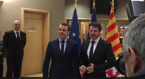 Tentative de survie électorale : Christian Estrosi ou la droite étranglée entre le FN et En Marche