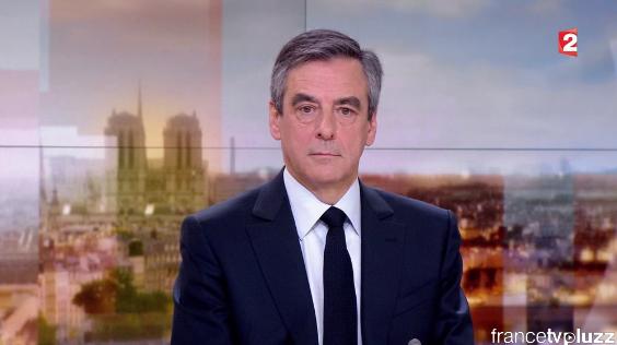 """François Fillon sur France 2 : """"Personne ne peut m'empêcher d'être candidat"""""""