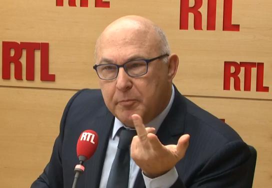 """Michel Sapin : """"les entreprises doivent retrouver leur marge car sans cela, elles ne pourront pas embaucher"""""""