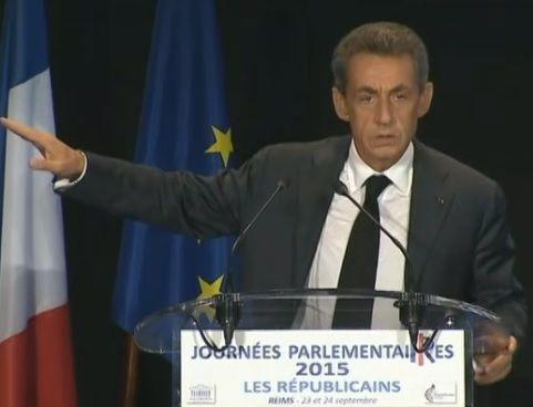 Les journées parlementaires du parti des Républicains se tiennent à Reims (Marne) mercredi et jeudi 24 septembre avec un discours du président du parti.