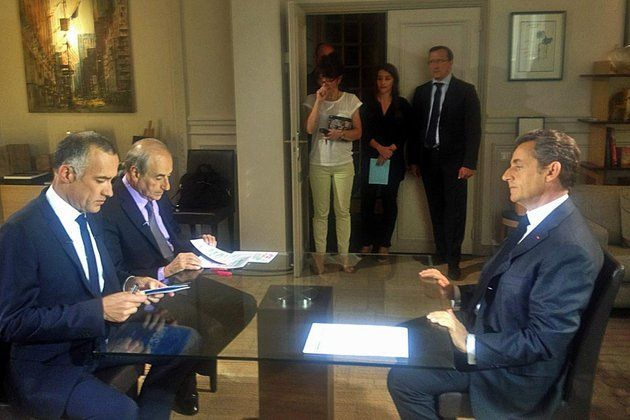 Nicolas Sarkozy sur Europe 1 et TF1 : il charge son avocat Thierry Herzog