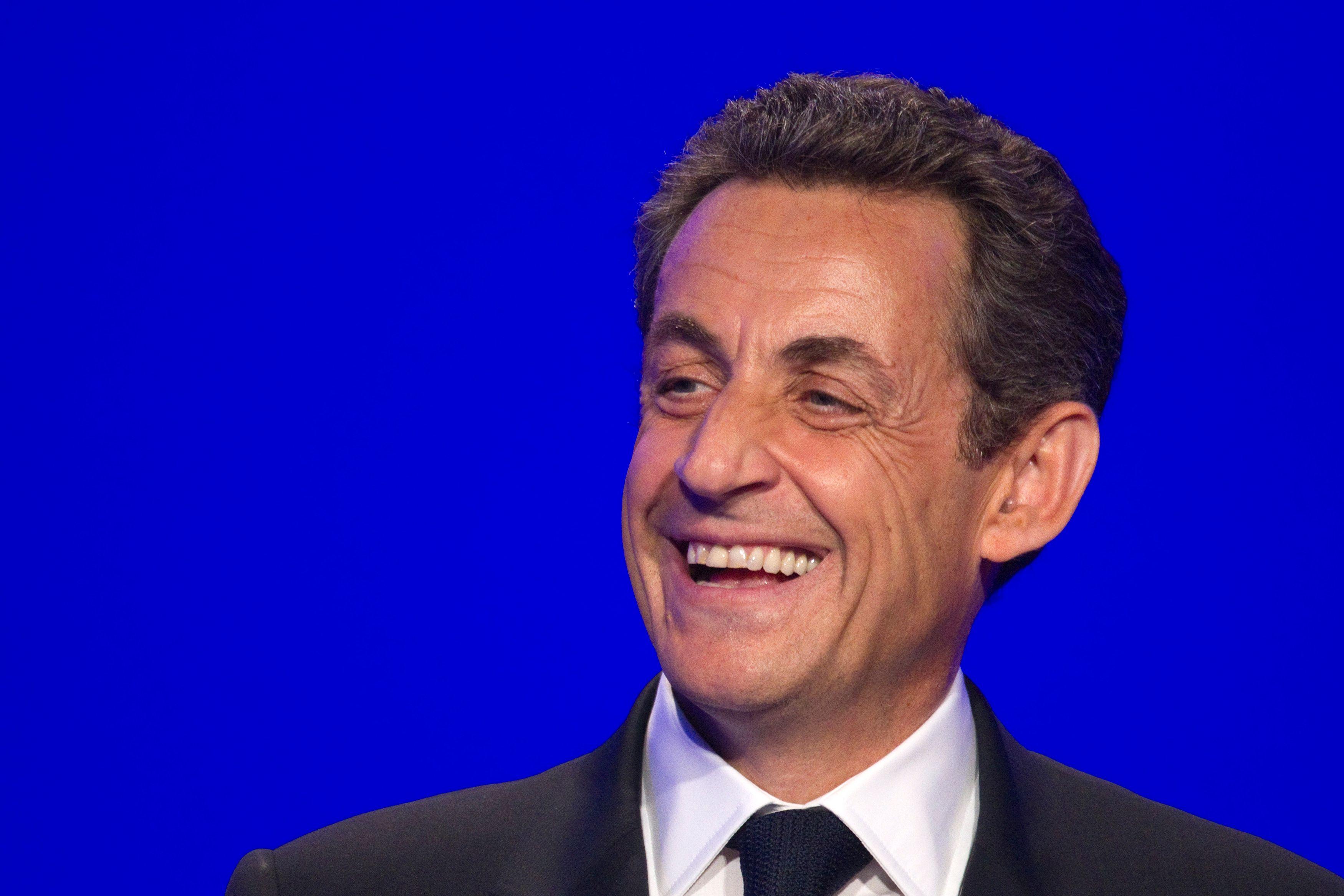 Municipales à Paris : Nicolas Sarkozy assiste au premier meeting de NKM