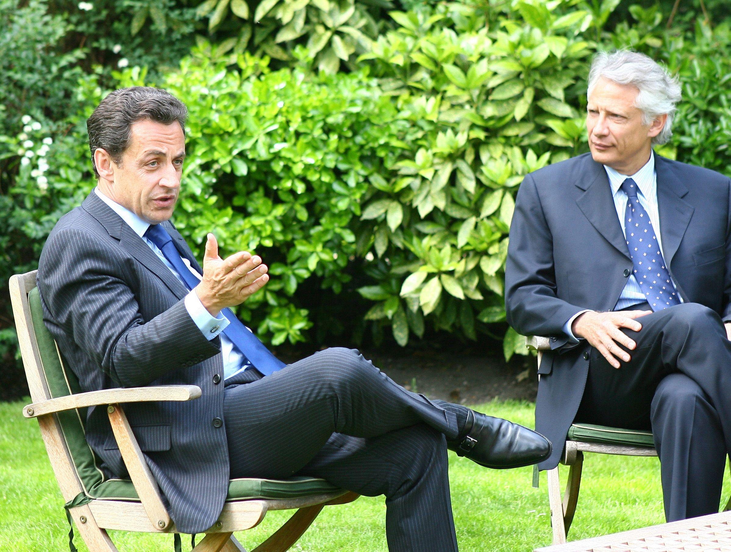 Dominique de Villepin s'est dit prêt à soutenir un retour de Nicolas Sarkozy.