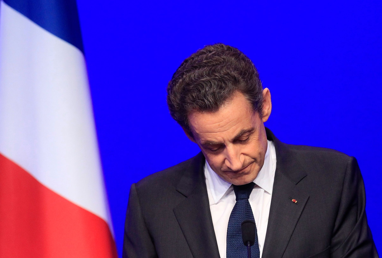 Nicolas Sarkozy semble être le seul recours crédible pour l'électorat de droite.