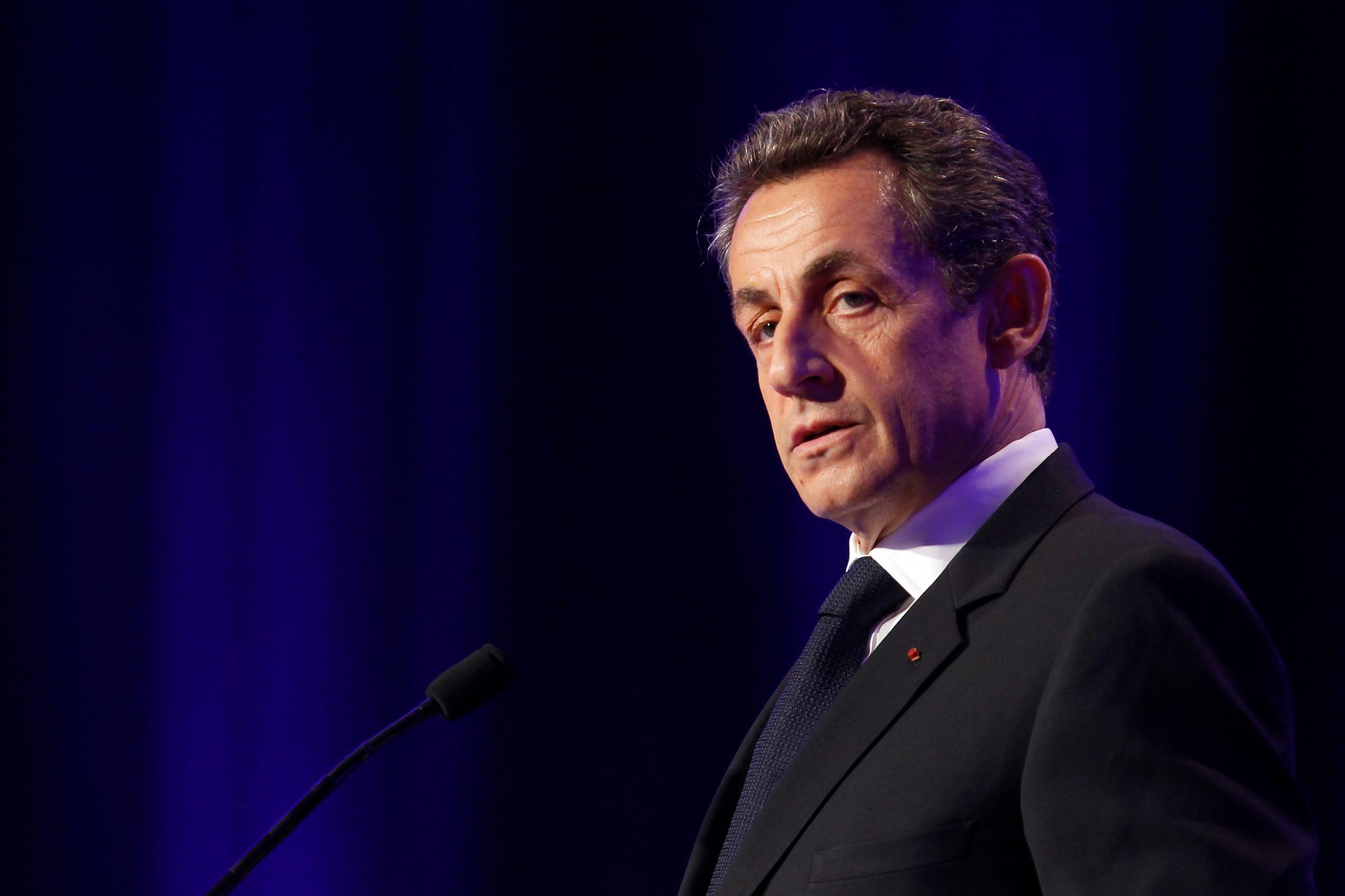 Nicolas Sarkozy a rédigé une lettre pour remercier les personnes qui ont aidé à redresser les finances de l'UMP.