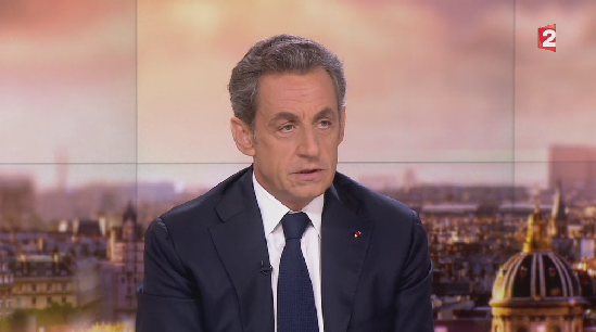 """Nicolas Sarkozy : """"Les Français exigent une alternance forte et franche"""""""