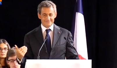 Présidence de l'UMP : Nicolas Sarkozy détaille ses idées pour donner un nouveau souffle au parti.