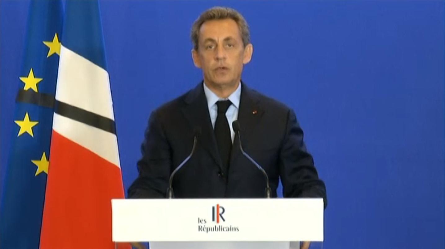"""Saint-Etienne-du-Rouvray : Nicolas Sarkozy déclare que """"nous devons être impitoyables"""""""