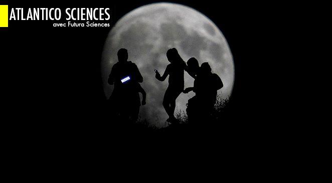 La Chine vient de se lancer à l'assaut de la face cachée de la Lune.