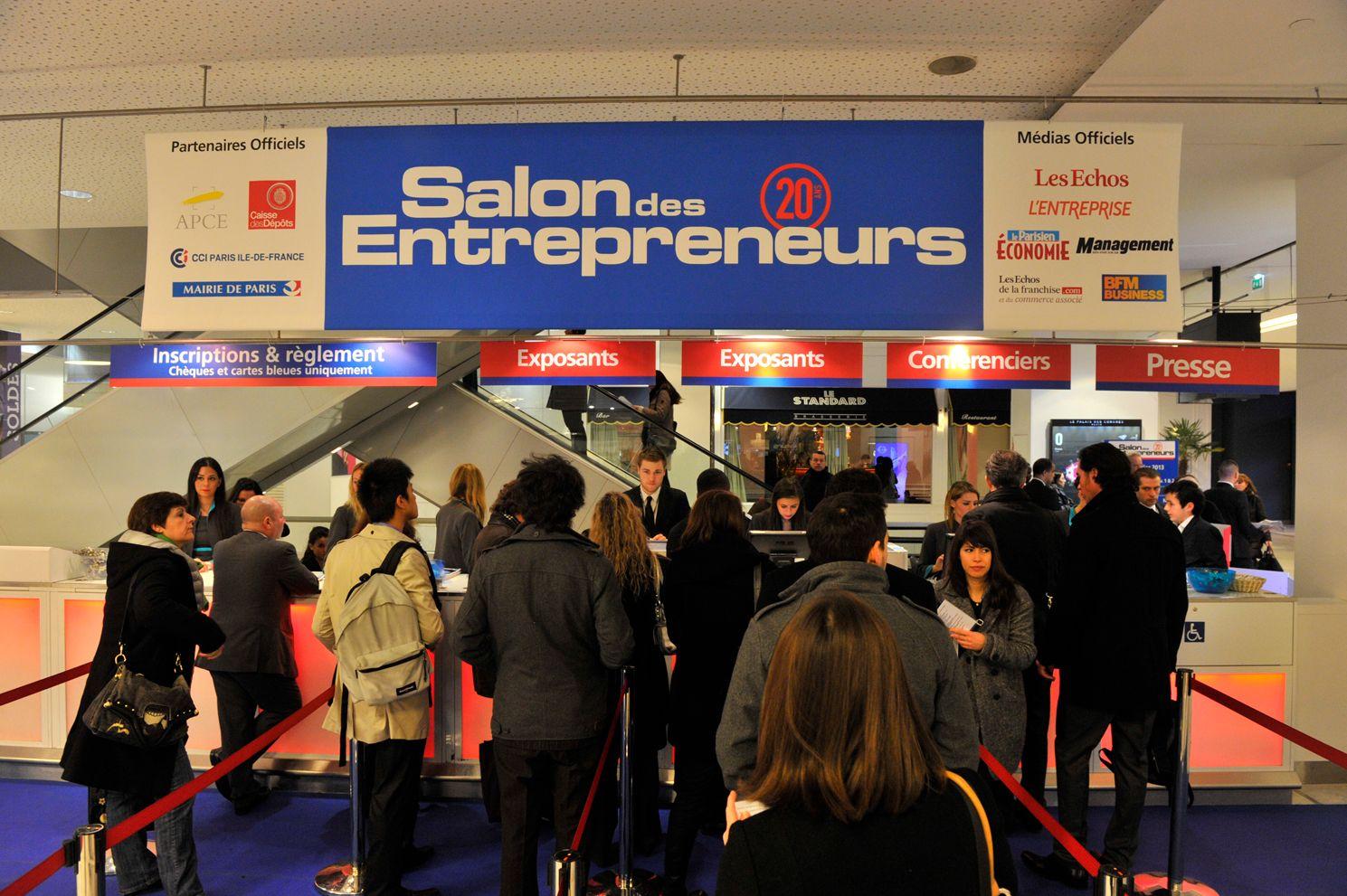 """Salon des Entrepreneurs – Laurent Baccouche : """"Les créateurs d'entreprises ont compris que c'était dans la crise qu'il fallait en profiter pour se lancer"""""""