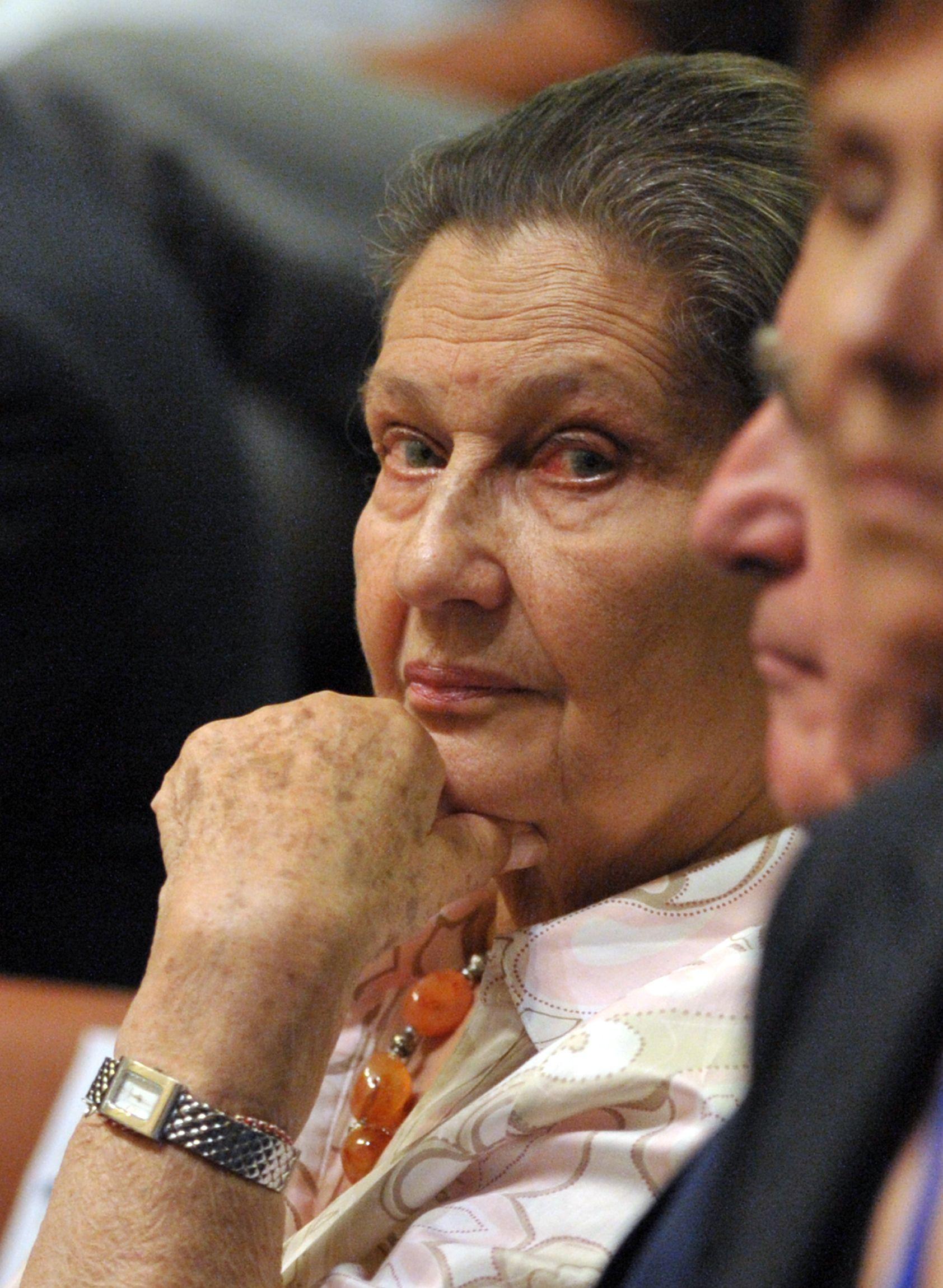 Déjà 125.000 signatures pour faire entrer Simone Veil au Panthéon