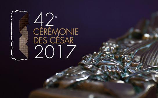 """Palmarès des César 2017 : """"Juste la fin du monde"""", """"Divines"""" et """"Elle"""" grands gagnants"""