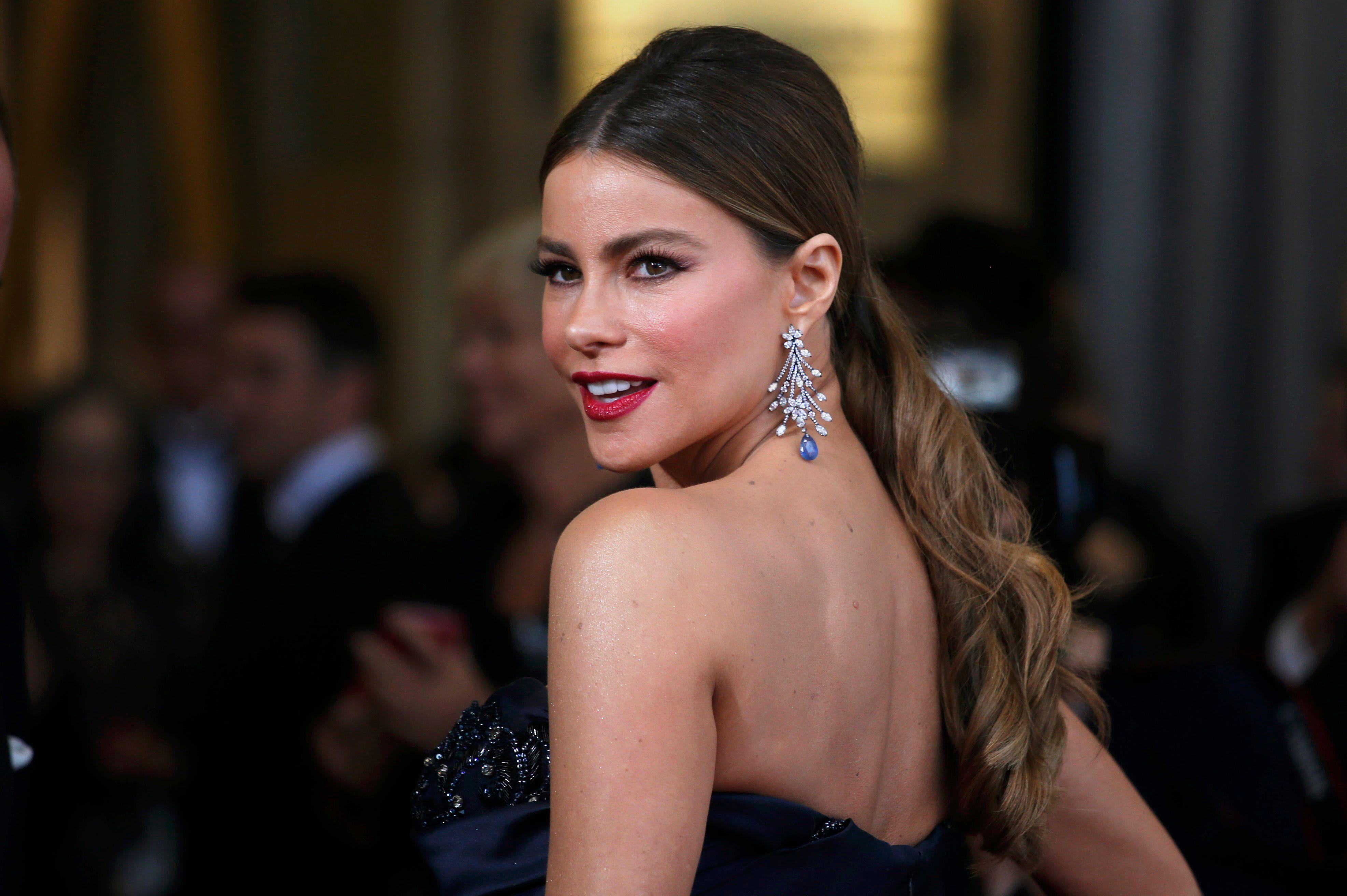 Sofia Vergara se place en tête du classement des actrices télé les mieux payées en 2016.