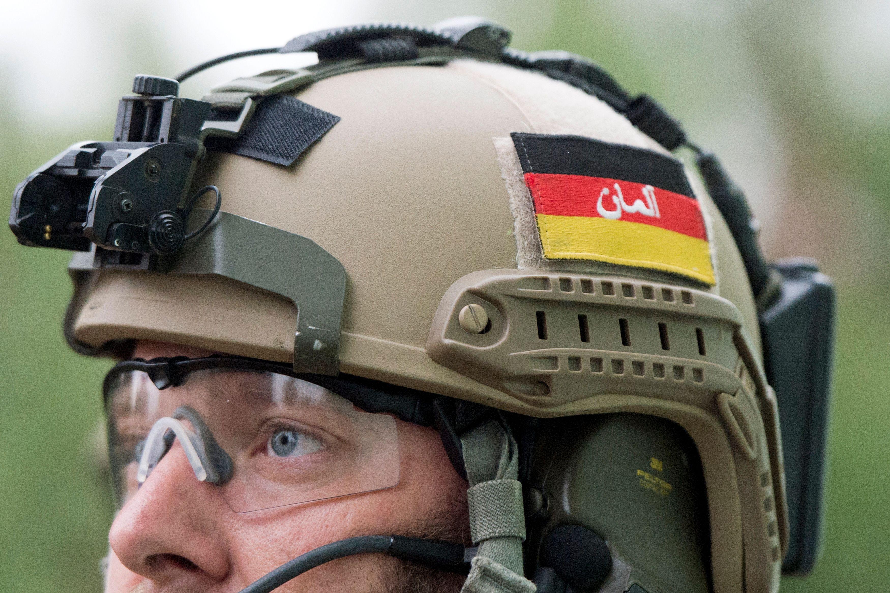 L'armée allemande vient préter main forte à la France en centrafrique.