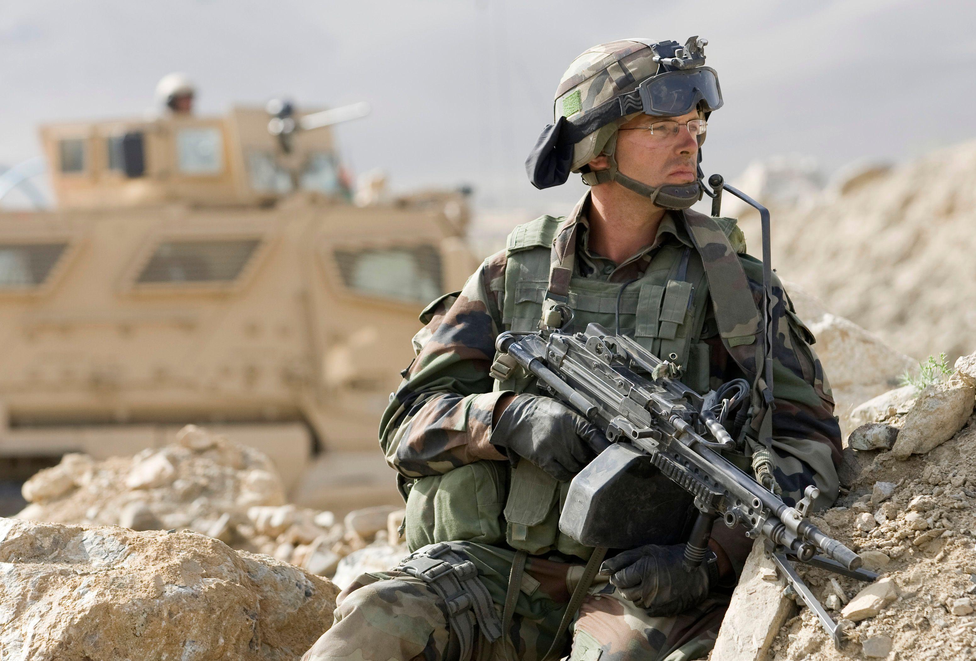 Somalie : le deuxième soldat français serait mort selon Al Chabaab