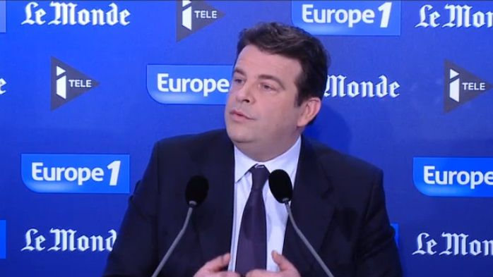 Thierry Solère est le porte-parole de François Fillon.