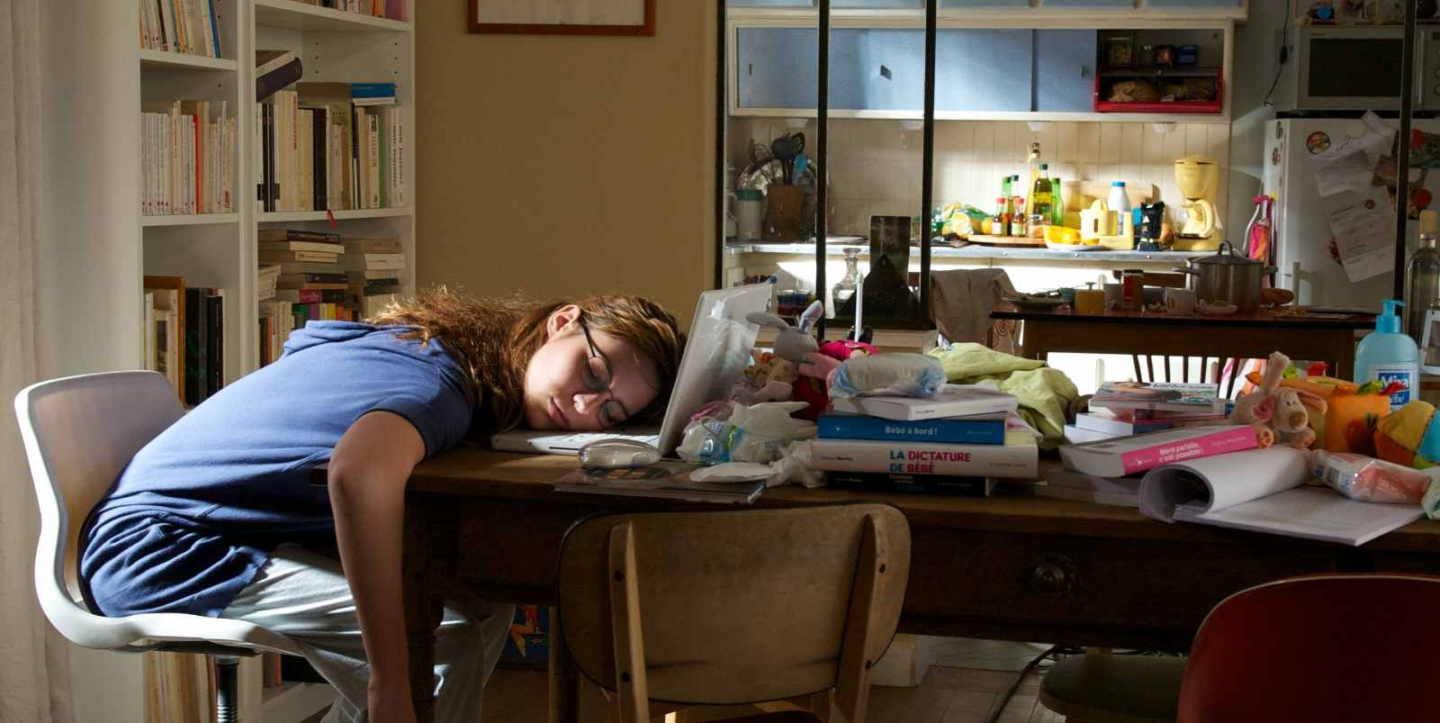 Nuits blanches : elles seraient très mauvaises pour notre cerveau