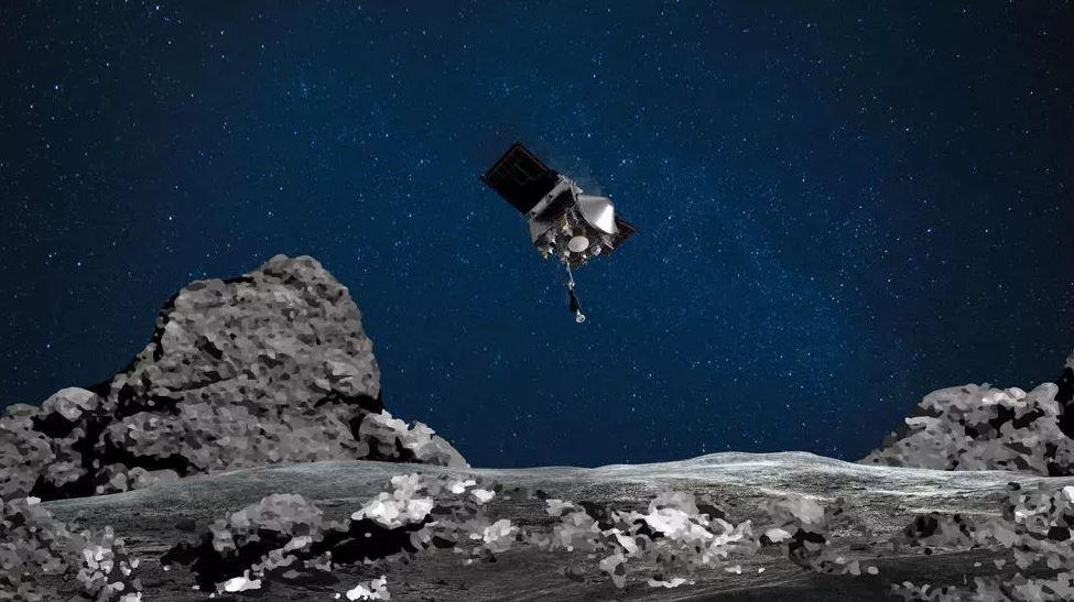 La Chine veut dévier l'astéroïde Bennu pour éviter un potentiel impact avec la Terre