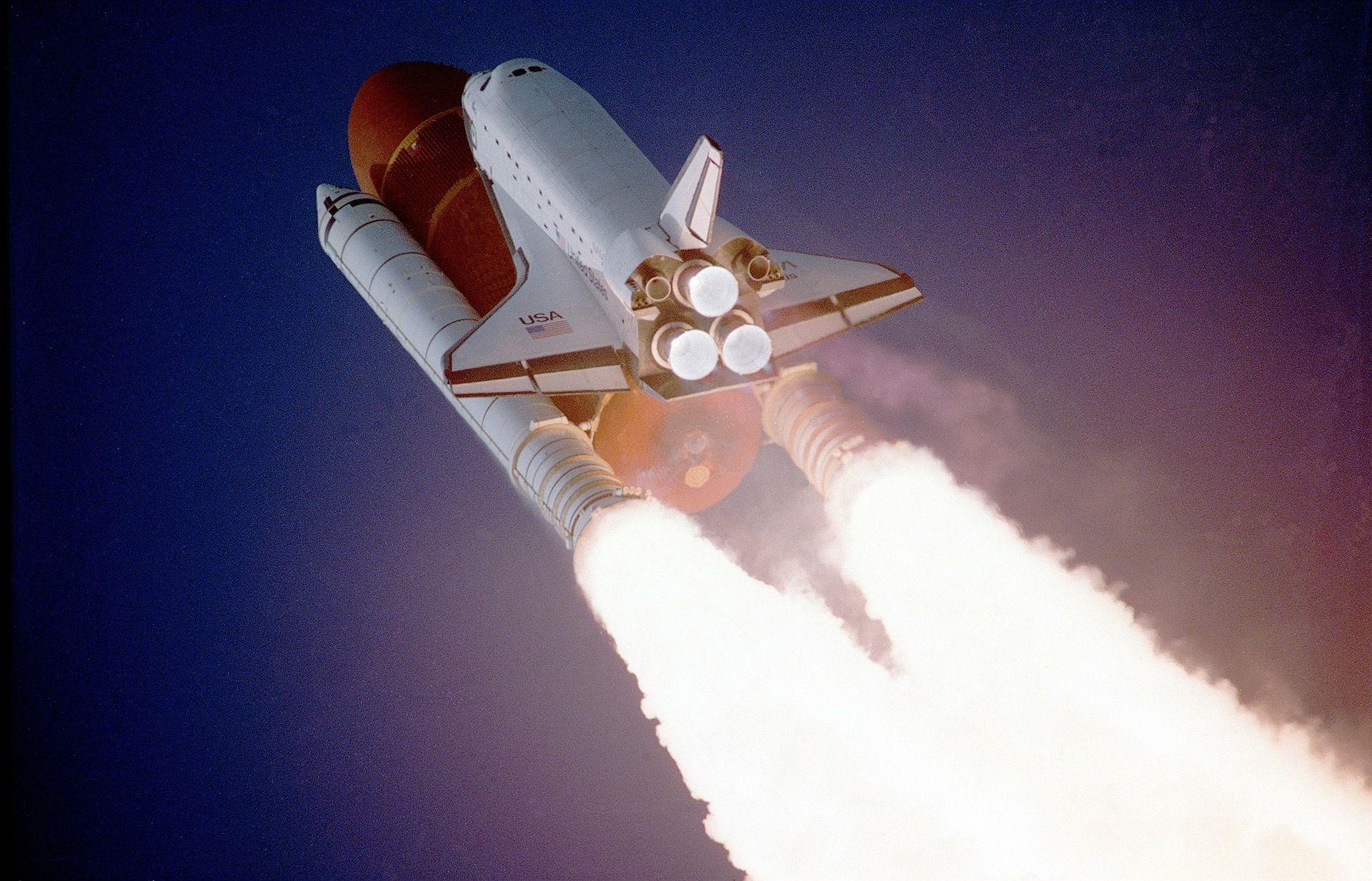 Les fusées c'est fini : la conquête de l'espace se fera désormais sans elles