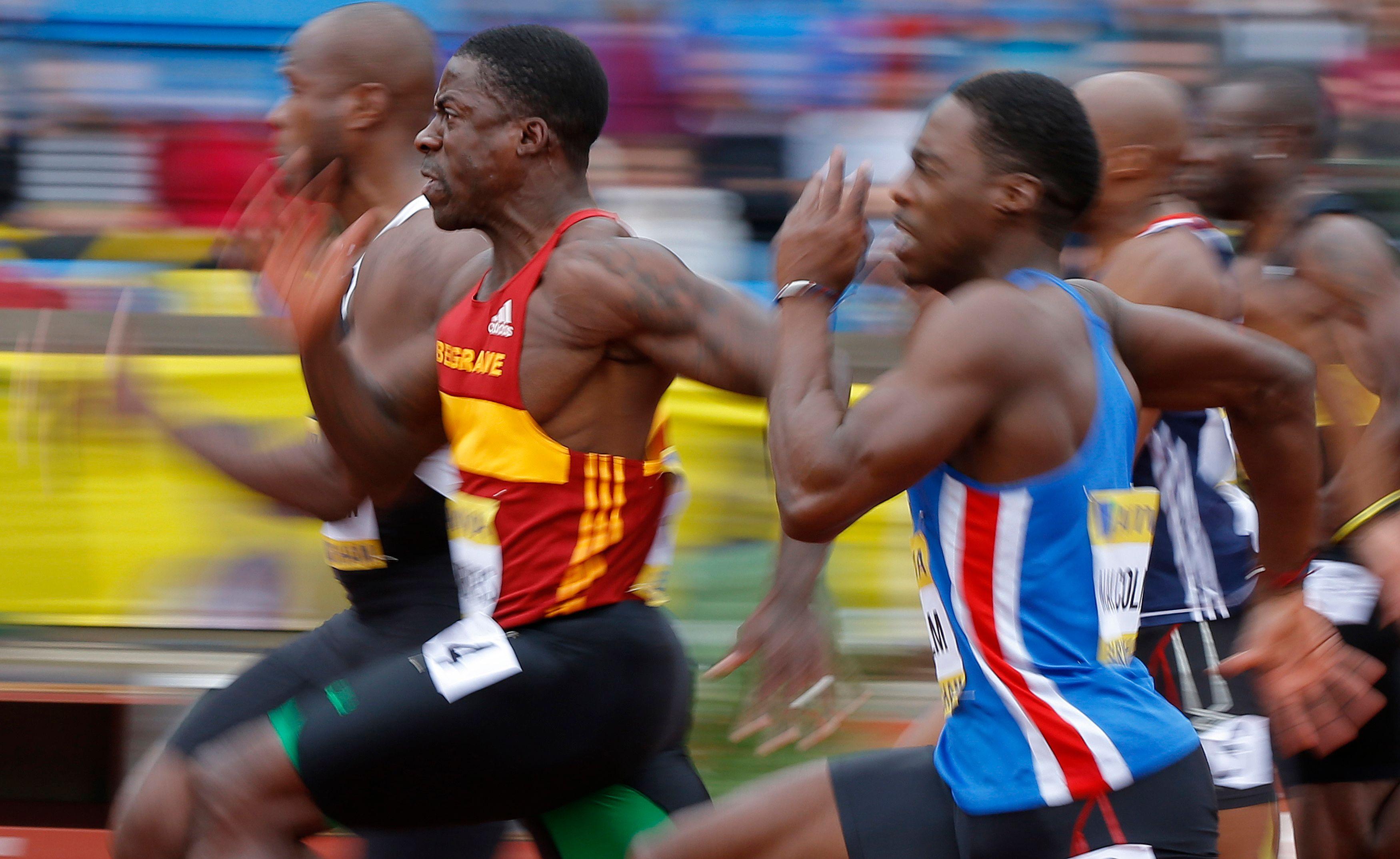 Le dopage en athlétisme est très difficile à détecter.