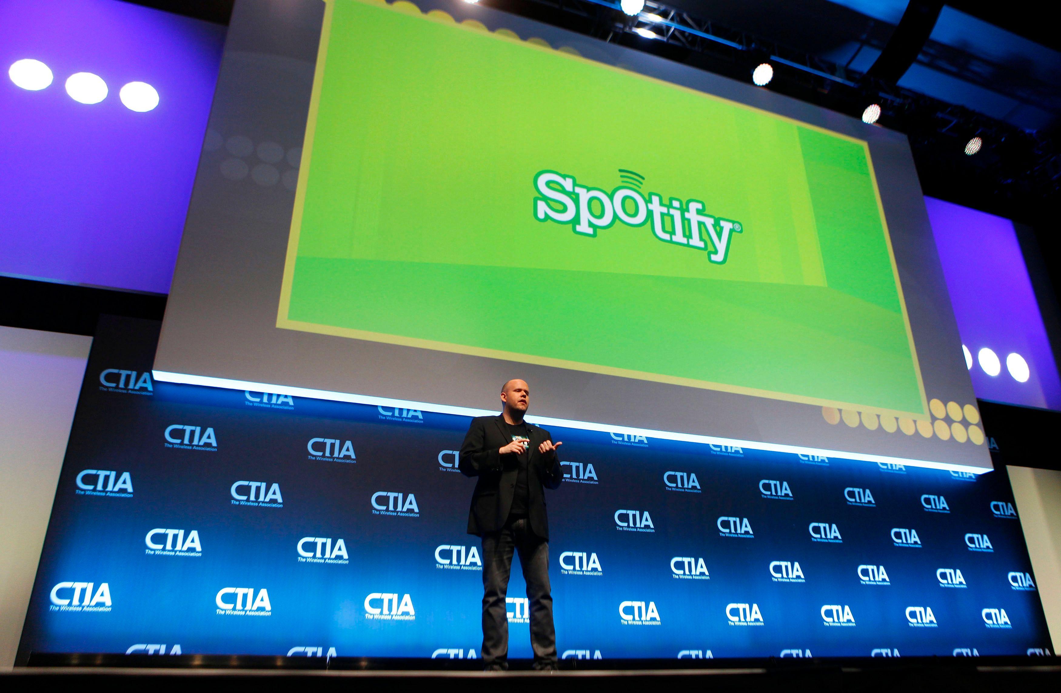 Spotify a levé avec succès de nombreux fonds.
