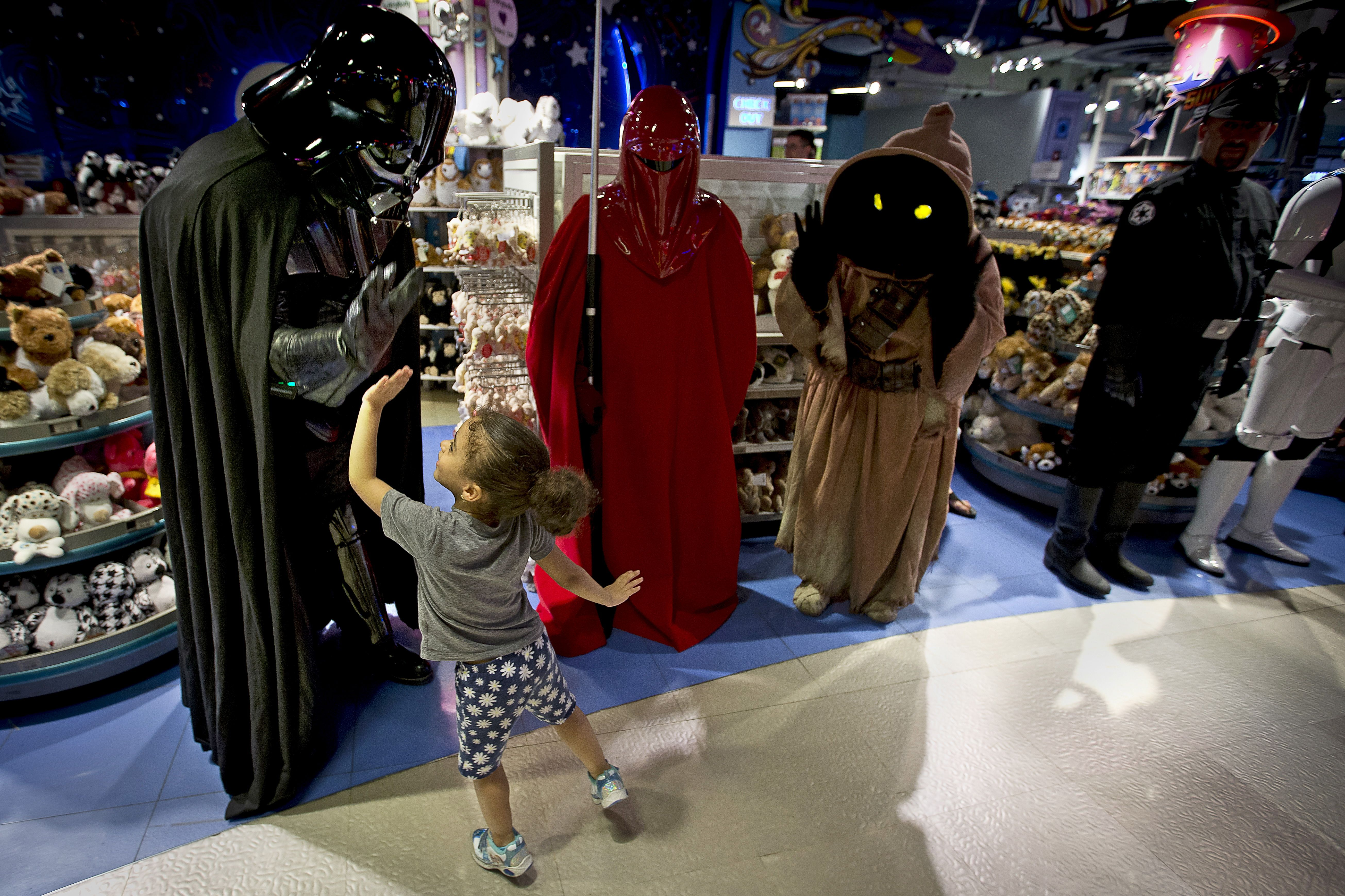 Noël 2015 sera marqué par Star Wars et ses nombreux produits dérivés.