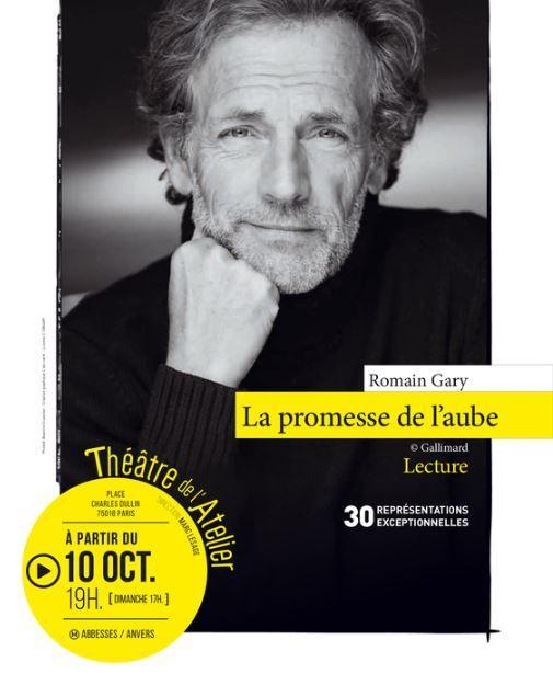 """""""La promesse de l'aube"""" de Romain Gary : la promesse de l'aube est tenue, celle de Freiss un peu moins..."""