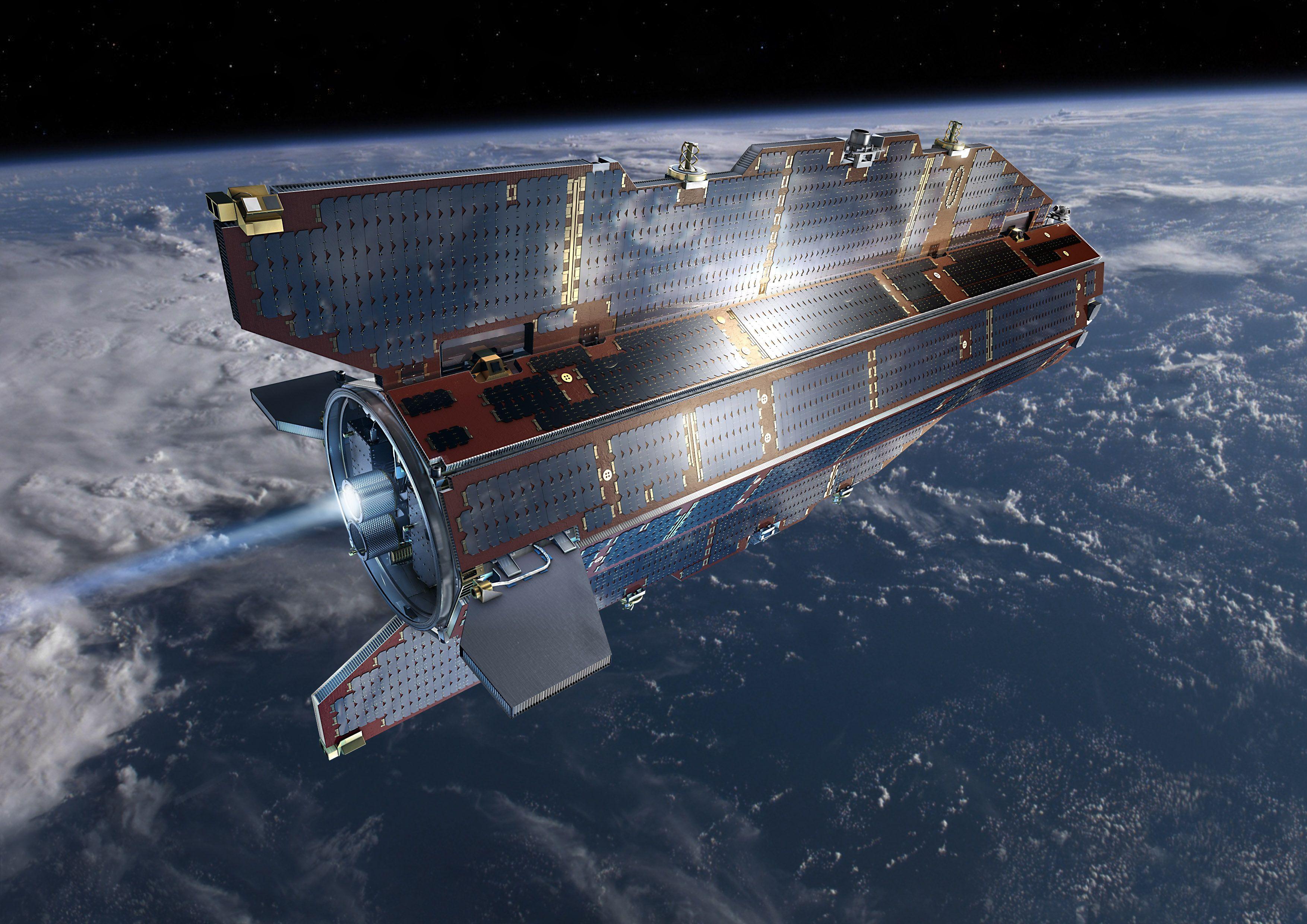 Ce nouveau télescope va permettre de suivre les débris spatiaux qui mettent en danger les satellites (et aussi les astéroïdes qui se dirigent vers la Terre)